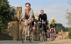The six best cycling sportives of 2015 - Telegraph