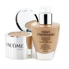 Teint Visionnaire Skin Perfecting Make Up Duo SPF 20 - # 02 Lys Rose 30ml+2.8g