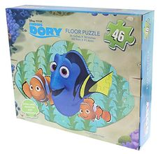 Disney PIXAR Finding Dory Floor Puzzle 46 Pieces  3 Ft Long 24 x 36 Inches * Be sure to check out this awesome product.