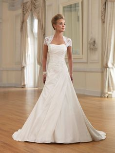 Glam Wedding Dress - Weddings