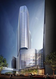 Perkins+Will Selected to Design Prentice Replacement, Courtesy of Perkins+Will