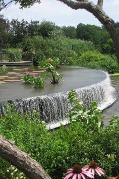 Powell Gardens, 970 acres of lush rolling hills in Kingsville, Missouri.