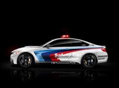 BMW M4 F1 safety car