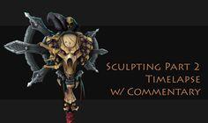 Mega Weapon Tutorial: Timelapse Part 1
