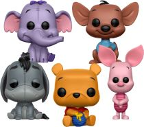 Hundred Acre Woods Pop! Vinyl Figure Bundle (Set of 5)