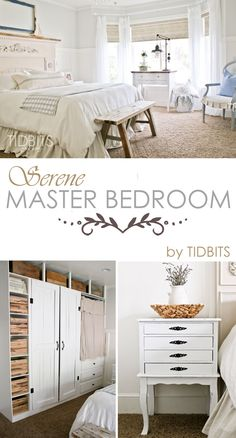 Master Bedroom Makeo