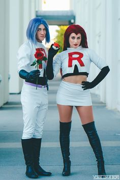 Team Rocket, photo by #YorkInABox