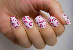 Fotos de uñas pintadas color rosa - 50 ejemplos - Pink Nails   Decoración de Uñas - Manicura y NailArt