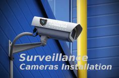 Professional CCTV Security Camera Installation