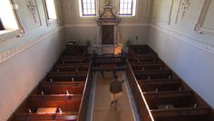 View of the Chapel, which very probably was the inspiration for the Sotherton episode in Mansfield Park