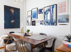 The Easiest Way to Frame Your Art via @PureWow