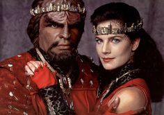 Worf and Dax - ST: DS9
