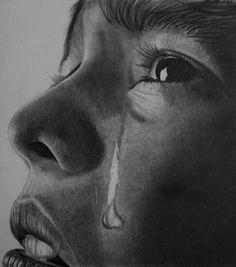 The Tear by Paul-Shanghai.deviantart.com on @deviantART