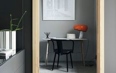 Having a home office is something many see as a luxury. In large cities, most people live in apartments and therefore don't have a wealth of extra space, nor the extra cash to buy large furniture such as a desk and office chair. But the advantages of carving out a small office space, even in compressed apartments, has been laid bare at a time when so many of us are working from home.