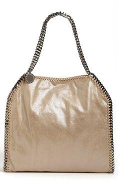 Stella McCartney  Falabella - Small  Metallic Tote Stella Mccartney Bag b8d6659be7a31
