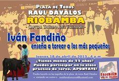 Fandiño acerca el toreo a los jóvenes ecuatorianos - Mundotoro.com