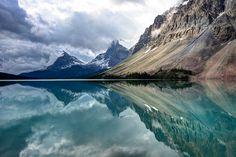 Bow Lake | Flickr - Photo Sharing!