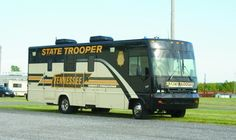 Command Post STATE TROOPERS TN.