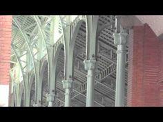 ▶ El mercado de Colón en Valencia, estilo modernista - YouTube