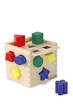 Blocks & Shapes Toy.