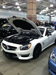 Mercedes Benz SL63 AMG  www.dealerdonts.com