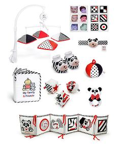 Infant Stimulation Gift Set