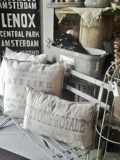 A Little Bit French ♥ #shabbychic