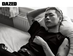 Oh Hyuk - Dazed Korea, March '16