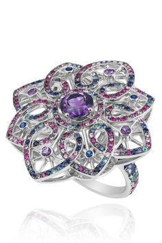 The matching Bling Ring made by  Chopard for the Cannes film festival 2014 #adorable #loveit