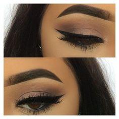 Eye Makeup Tips – How To Apply Eyeliner – Healthy Life Style Makeup On Fleek, Kiss Makeup, Flawless Makeup, Prom Makeup, Cute Makeup, Pretty Makeup, Beauty Makeup, Makeup Goals, Makeup Inspo