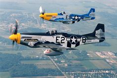 Beautiful Warbirds : Photo