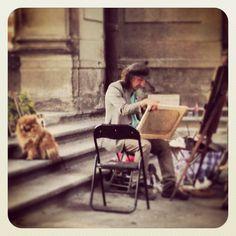 Antes de irme, me regalo esta imagen y con ella recordare siempre mi tiempo en Firenze - #Inspiración