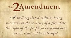 SHALL NOT BE INFRINGED.