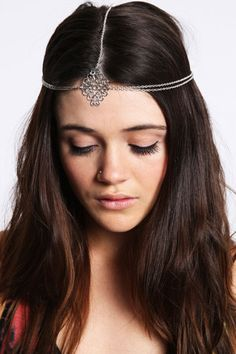 Filigree Headchain - Urban Outfitters for a tenner...SOLD.
