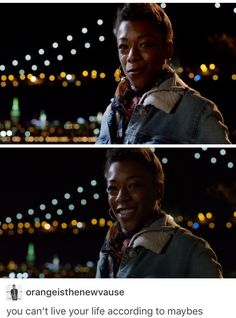 Oitnb, Orange is the new black, poussey Washington.. I am gonna miss her <3
