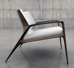 David Barron Furniture: Beautiful Chair from Australia