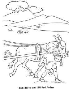 Free Kids Coloring Pages Internet Pictures For