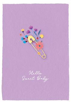 Congratulations It/'s A Girl Printable Greeting Card Baby Shower Mom To Be Do It Yourself 5 x 7