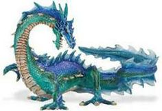 Blue Sea Dragon from Safari Limited #dragons $15.00