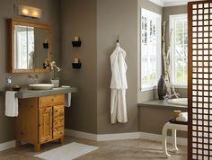Bath vanities zurich bertch cabinets for bathroom vanity remodel 7 Inexpensive Bathroom Remodel, Diy Bathroom Remodel, Shower Remodel, Bathroom Remodeling, Bathroom Design Small, Simple Bathroom, Minneapolis, Bertch Cabinets, Bathroom Cabinetry