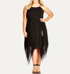 Lady-Sexy-asymmetrical-hems-Pleated-Slip-Plus-Size-Evening-Cocktail-Party-dress