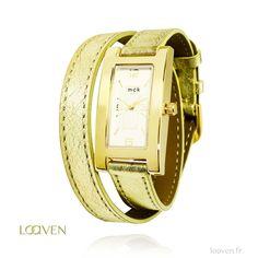 Nouveaux coloris de montres bracelet double tour sur www.loaven.fr 45€, mécanisme myota garanti 2 ans, boitier sans nickel La montre top tendance !! #montrebraceletdoubletour #montredoublebracelet #montretendance #montrefemme #montreluxe