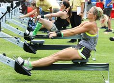 I hate rowing but it's awesome for you