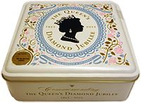 The Queen's Diamond Jubilee, got one of this. Nice. http://wp.kabeelah.net