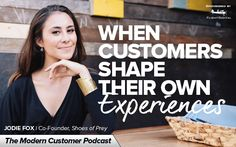 When Customers Design Their Own Experiences