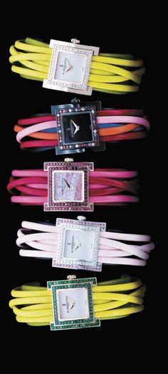 de Grisogono's Allegra Timepieces