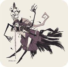 Witchsona / http://blog.emengel.net/