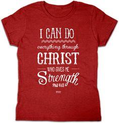Everything Missy Womens Christian TShirt