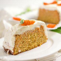 Karottenkuchen-Rezept