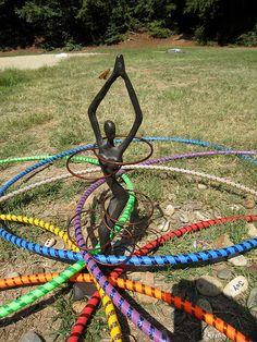 Hoop Mandala